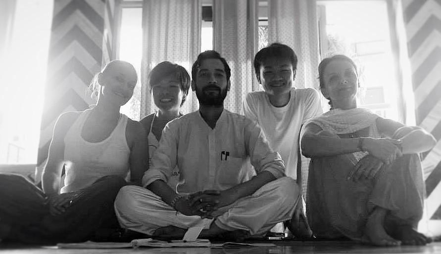 Yogi & Reiki Master Praveen Badoni, Rishikesh, India
