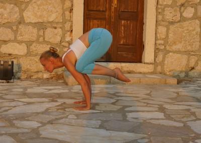 Asana, jogijski polozaj, bezigrad, joga